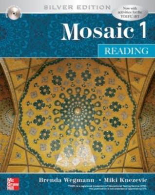 Mosaic 1 : Reading - With CD Silver Edition  by  Wegmann