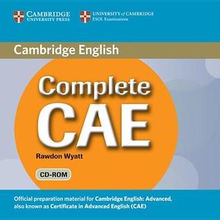 Complete CAE Students Book with Answers [With CDROM and 3 CDs]  by  Guy Brook-Hart