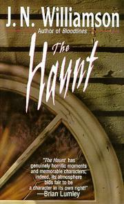 The Haunt  by  J.N. Williamson