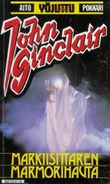 John Sinclair: Markiisittaren marmorihauta (YÖJUTTU pokkari, #2/1987) Jason Dark