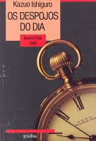 Os Despojos do Dia  by  Kazuo Ishiguro