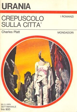 Crepuscolo sulla cittГ  by  Charles Platt