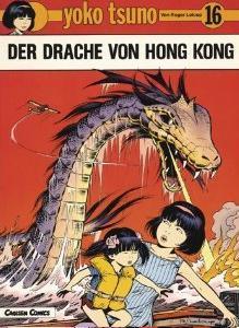 Der Drache von Hong Kong (Yoko Tsuno, #16) Roger Leloup