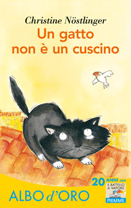 Un gatto non è un cuscino Christine Nöstlinger