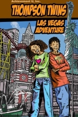 Thompson Twins: Las Vegas Adventure  by  Lesa Hammond