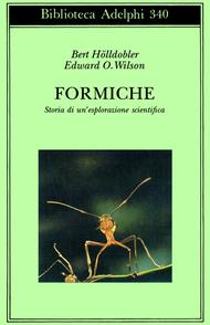 Formiche  by  Bert Hölldobler
