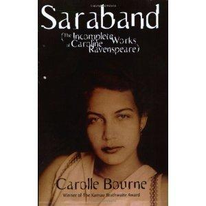 Saraband  by  Caroline Ravenspeare