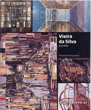 Pintores Portugueses - Vieira da Silva  by  Joana Baião