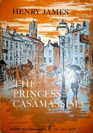 Princess Casamassima Henry James