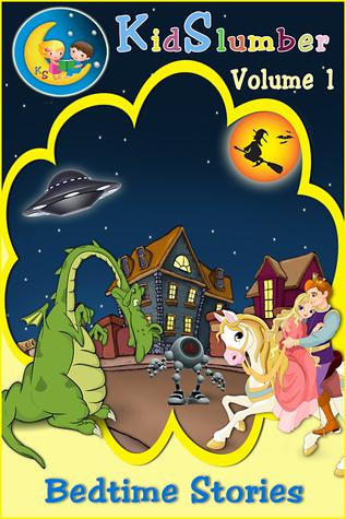 KidSlumber Bedtime Stories Volume 1 Pat Darcy