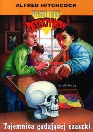 Tajemnica gadającej czaszki  (Przygody Trzech Detektywów, #13)  by  Robert Arthur