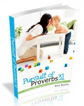 Pursuit of Proverbs 31 Amy Bayliss