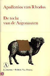 De tocht van de Argonauten  by  Apollonios Rhodios