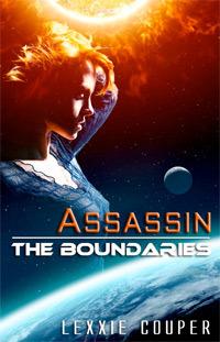 Assassin (The Boundaries, #1)  by  Lexxie Couper