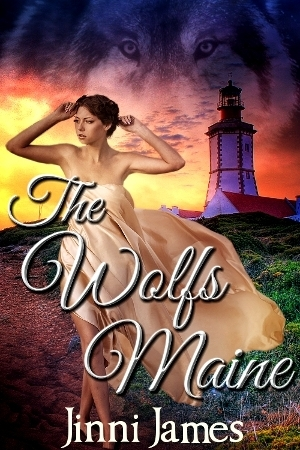 The Wolfs Maine  by  Jinni James