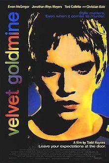 Velvet Goldmine  by  Todd Haynes