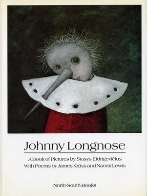 Johnny Longnose  by  James Krüss