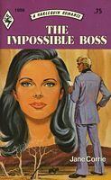 The Impossible Boss  by  Jane Corrie