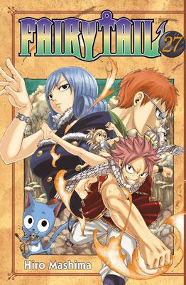 Fairy Tail #27  by  Hiro Mashima