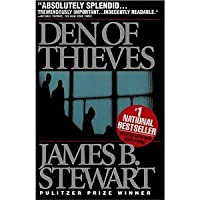 Den of Thieves: Untold Story of Men Who Plundered Wall St & Chase Brought Down