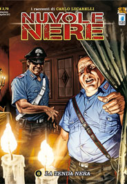 Nuvole Nere n. 6: La tenda nera Carlo Lucarelli