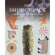 The Smudging and Blessing Pack [With Smudge Stick, Candles, Crystals, Lavender Oil]  by  Jane Alexander