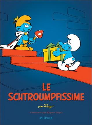 Le Schtroumpfissime  by  Peyo