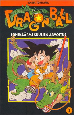 Lohikäärmekuulien arvoitus (Dragon Ball, # 1)  by  Akira Toriyama