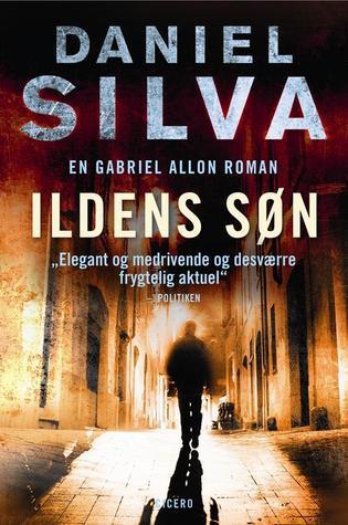 Ildens Søn (Gabriel Allon, #5)  by  Daniel Silva