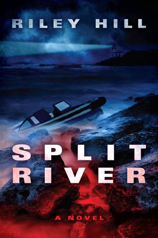 Split River  by  Riley Hill