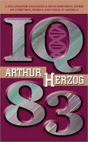 IQ 83  by  Arthur Herzog III