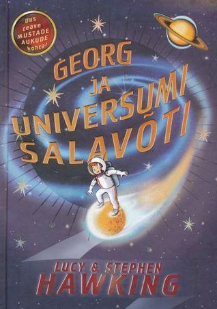 Georg ja universumi salavõti  by  Lucy Hawking