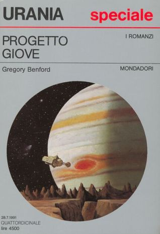 Progetto Giove Gregory Benford
