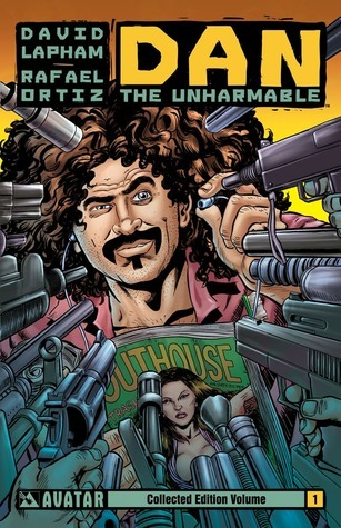 Dan the Unharmable Volume 1 David Lapham