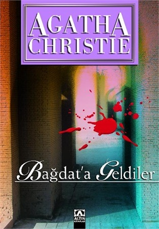 Bağdata Geldiler Agatha Christie