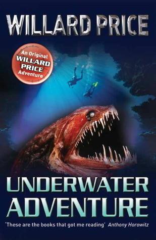 Underwater Adventure Willard Price