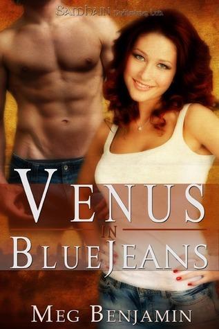 Venus in Blue Jeans (Konigsburg, #1)  by  Meg Benjamin