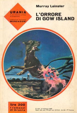Lorrore di Gow Island  by  Murray Leinster