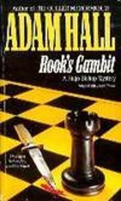 Rooks Gambit  by  Adam Hall