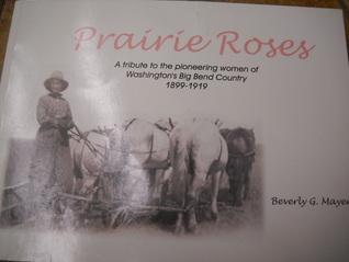 Prairie Roses  by  Beverly G. Mayer