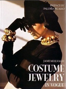 Costume Jewelry in Vogue Jane Mulvagh