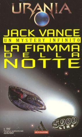 La fiamma della notte Jack Vance