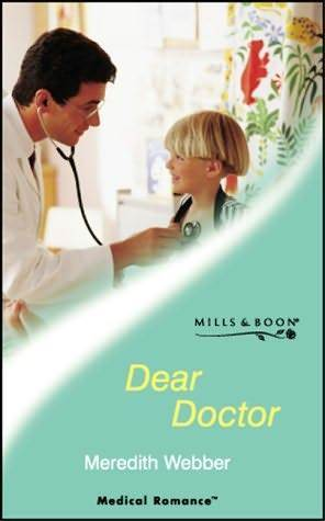 Dear Doctor  by  Meredith Webber