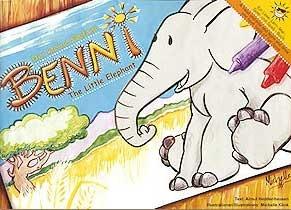Benni, der kleine Elefant / Benni, the Little Elephant Almut Heddenhausen