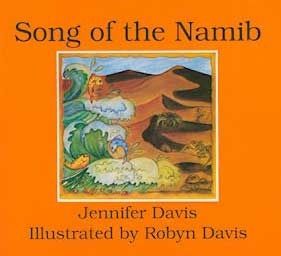Song of the Namib  by  Jennifer     Davis
