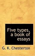 5 Types G.K. Chesterton