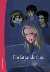 Författande fans Christina Olin-Scheller