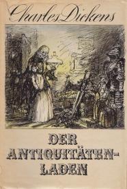 Der Antiquitätenladen  by  Charles Dickens