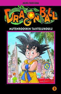 Mutenrooshin taistelukoulu (Dragon Ball, #3) Akira Toriyama