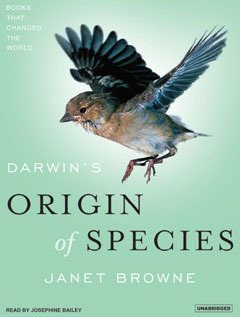 Darwins Origin of Species: A Biography (Books That Changed the World, #3) E. Janet Browne